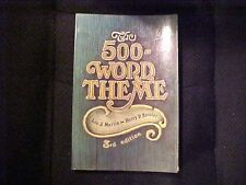 The Five-Hundred-Word Theme by Harry P. Kroitor and Lee J. Martin (1979,...