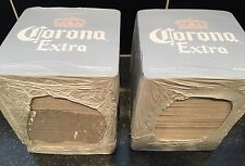 CORONA EXTRA BEER MATS / COASTERS (X 200) - NEW IN PACK.