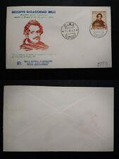 REPUBBLICA  BUSTA FDC 1963 CAT. N° 4