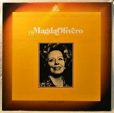 Magda Olivero S/T Self-Titled Opera Italian Issue LP NM Puccini Massenet Alfano