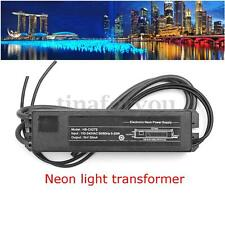3kV 30mA HB-C02TE Glass Electronic Neon light Sign Transformer for All Sizes