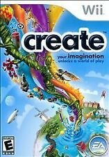 Wii Create  (in original case)