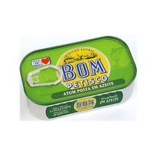 LOT DE 10 Boites de Thon a l´huile d`olive BOM PETISCO