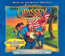 Star Spangled Stories (Adventures in Odyssey Classics)  Audio CD