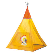 Wigwam Kids Niños Indoor Outdoor Indio Tipi Play House Tent den ty585
