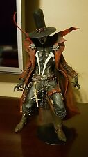 "Spawn 27 Art of Spawn Gunslinger Action Figure McFarlane Toys (approx 8.5"" tall)"