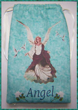 Angel Tarot Card Bag, ideal for most fairy, magic, Pagan & Wicca tarot cards