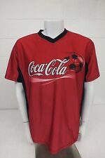 RARE Gudjohnsen #22 Coca-Cola Soccer/Football Jersey Men's Large Fast Shipping