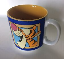 DISNEY'S Tigger Coffee Mug Cup 3 Different Expressions WINNIE-THE-POOH