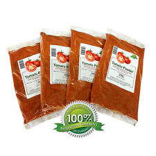 Tomato Powder 1kg Highest Premium Quality Free UK P & P - Chilli Wizards