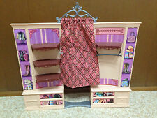Barbie Doll My Scene Boutique Accessory Shop Store Shelf Dressing Room Furniture