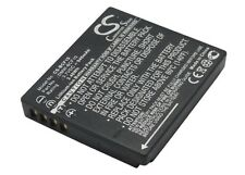 Li-ion Battery for Panasonic Lumix DMC-FS7EG-A Lumix DMC-FX580 Lumix DMC-TS4A