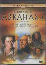 DVD - La Historia De Abraham ( The Bible : Abraham ) NEW FAST SHIPPING !