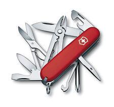 VICTORINOX Deluxe Tinker NEU Schweizer Taschenmesser Offiziersmesser Classic Rot