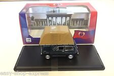 Lada Niva with roof tent 1981 -Green 1:43 IXO IST VOITURE DIECAST MODEL IST296MR