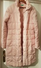 United Colours of Benetton Womens Feather And Down Jacket/Coat Size L