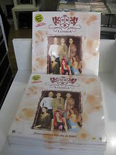 REBELDE RBD LA FAMILIA SPANISH 5 X DVD SEALED PRECINTADA