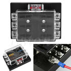 DC32V 6 Way Circuit Car Boat Auto Automotive Blade Fuse Box Block Holder ATC ATO