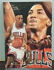 Scottie Pippen 94-95 Flair #24