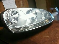 2007 VOLKSWAGEN GOLF HEADLIGHT RH PASSINGER SIDE TAP BROKE