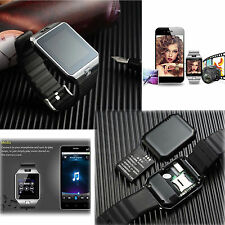 Bluetooth Smart Wrist Watch Phone SIM GSM For Android Samsung S7 LG G4 Huawei P9