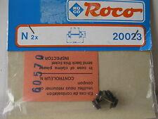 Roco # 20023 Piste N / H0e Train D'engrenages 2 Pièces