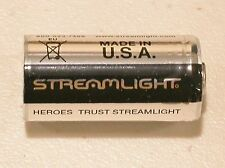 12  BULK STREAMLIGHT CR123 123 DL123 LITHIUM BATTERY CR123A 1550mAh EXPIRE 2026