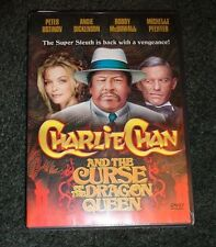CHARLIE CHAN & THE CURSE OF THE DRAGON QUEEN-Peter Ustinov, Michelle Pfeiffer
