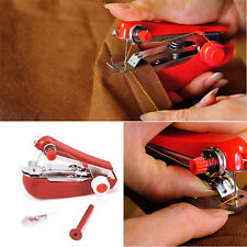 High Quality Portable Cordless Mini Hand-Held Clothes Sewing Machine