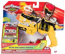 Power Rangers Dino Charge Morphed with 2 x Dino Chargers Kids Children Games