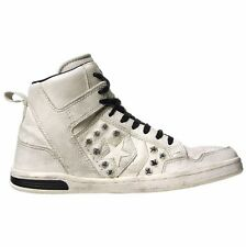 CONVERSE WEAPON CHUCKS UK: 6 EU: 39 Weiß JOHN VARVATOS CONS LIMITED EDITION RARE