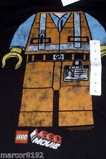 LEGO EXCLUSIVE Boys t-shirt Black Tee Size Small 5-6 New WithTag