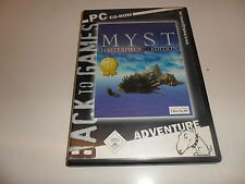 PC  Myst: Masterpiece Edition [Back to Games]