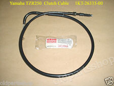 Yamaha TZR250 Clutch Cable NOS TZR 250 Genuine CLUTCH WIRE 1KT-26335-00