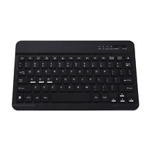 Rechargeable New Ultra Slim Bluetooth Wireless Keyboard for Windows Android IOS