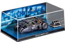 Eaglemoss #3 Batman Begins Movie Batmobile DC Automobilia 1/43 Scale New