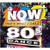Various Artists - Now That's What I Call 80s Dance (2013) NEW AND SEALED