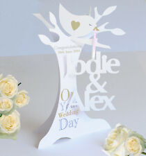 Personalised 3.D Popup Paper Cut Wedding/Anniversary/engagement Card.