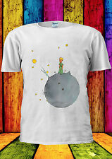 The Little Prince Antoine De Saint T-shirt  Vest Tank Top Men Women Unisex 2387