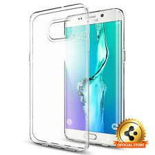 Spigen® [Liquid Crystal] Clear Back TPU Case For Samsung Galaxy S6 edge Plus
