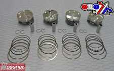 Yamaha R1 FZR RX1 1999 - 2003 58.00mm Bore Wossner Racing Piston Set (x4)