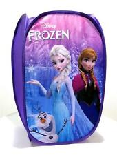 NEW Disney Frozen Anna & Elsa Pop Up Toy Tidy/Clothes Hamper