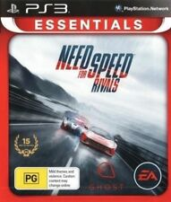 Need for Speed Rivals PS3 Essentials Games Sony PAL New Playstation 3