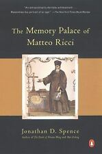 The Memory Palace of Matteo Ricci, Spence, Jonathan D., Good Book