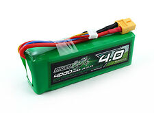 New Multistar 4000mah 10C-20C Lipo 3S 11.1v High Capacity Battery XT60 Xt-60 US