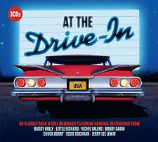 AT THE DRIVE IN 3 (CHUCK BERRY, JERRY LEE LEWIS, BUDDY HOLLY,...) CD NEW+