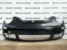 VW BEETLE 2006-2010 FRONT BUMPER IN BLACK [V97]