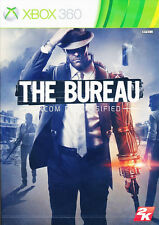 THE BUREAU XCOM DECLASSIFIED - XBOX 360 GAME - BRAND NEW SEALED *CLEARANCE*