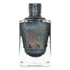 Varsity Jacket - Metallic Gray Ultra Holographic Nail Polish