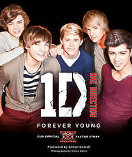One Direction One Direction: Forever Young: Our Official X Factor Story Very Goo